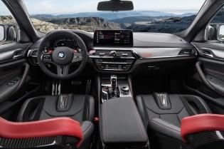 BMW M5 CS