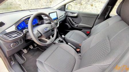 Ford Puma Titanium MHEV 125 ch BVM6