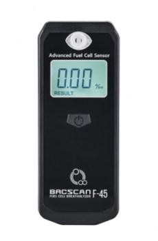"""Alkotesteris """"BACscan F-45"""" su elektrocheminiu jutikliu"""