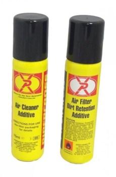 Sportinių oro filtrų valymo rinkinys Pipercross