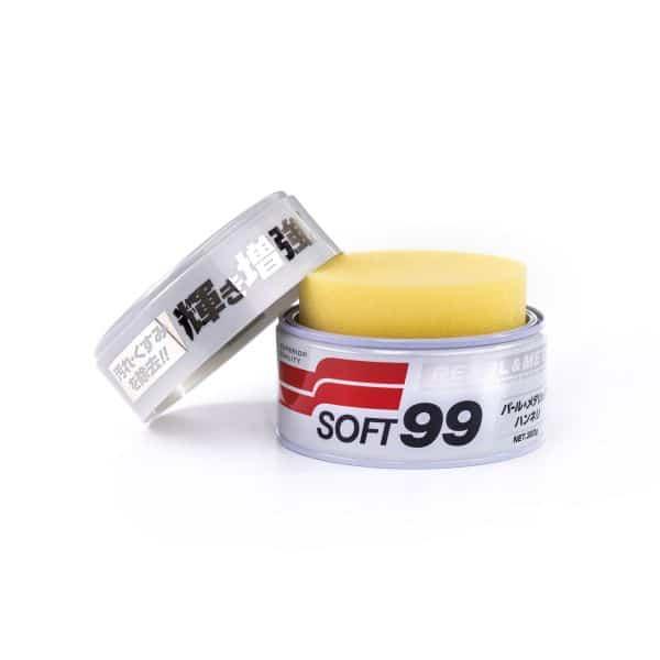 SOFT99 Pearl & Metallic Soft vaškas