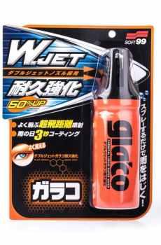 Soft99 W Jet purškiama danga stiklui
