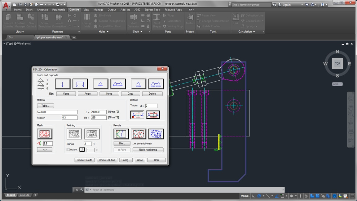 AutoCAD Mechanical 工具集 | 機械設計軟體