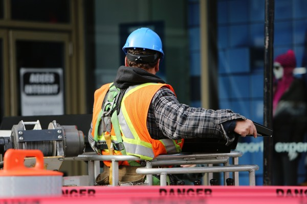 Construction Worker Work Worker Man Industry