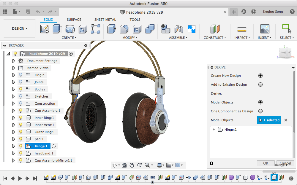 Autodesk Fusion 360, May 20, 2019 Product Updates – What's