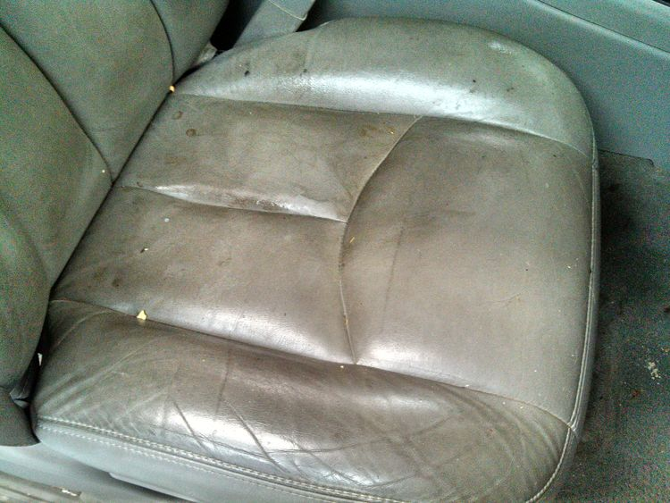 Clean leather interior for How to clean interior car seats
