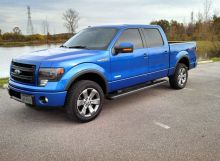Ford Truck Detailing