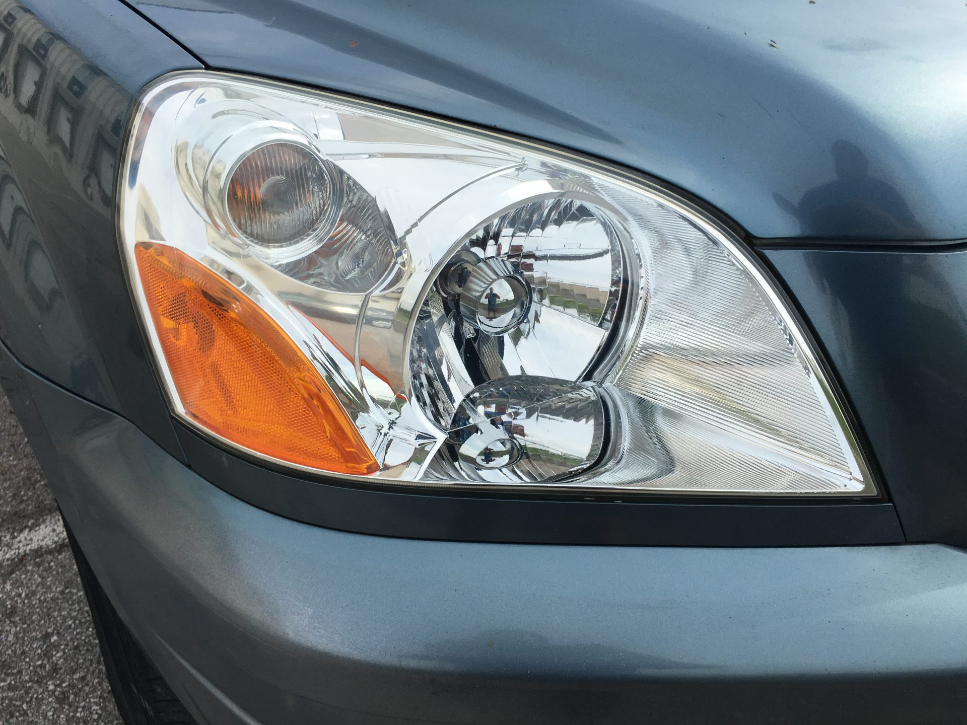 Honda CRV Passenger Headlight
