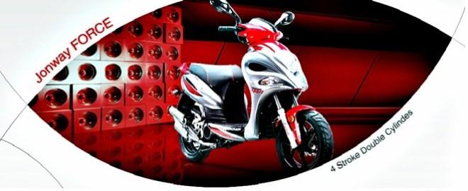 Jonway Motorcycle