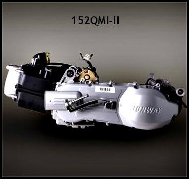 Jonway Engine 152QMI-II