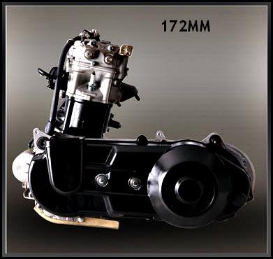 Jonway Engine 172MM