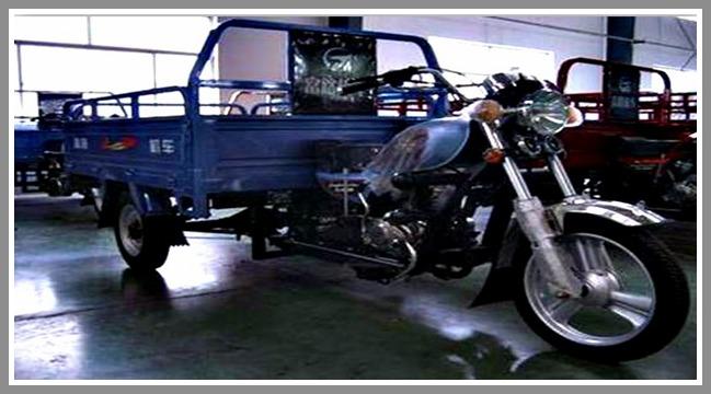 Fulu Cargo Tricycle (150-B)