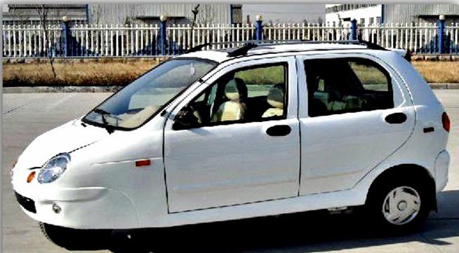 Fulu Electric Car (5000W ZK-1)