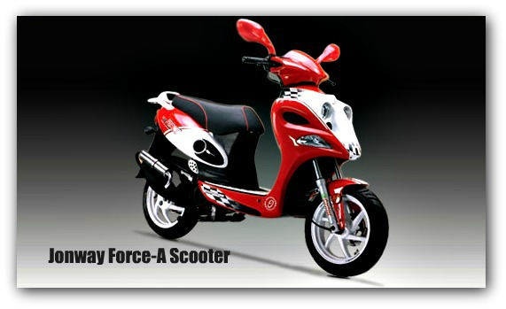 Jonway Force-A Scooter