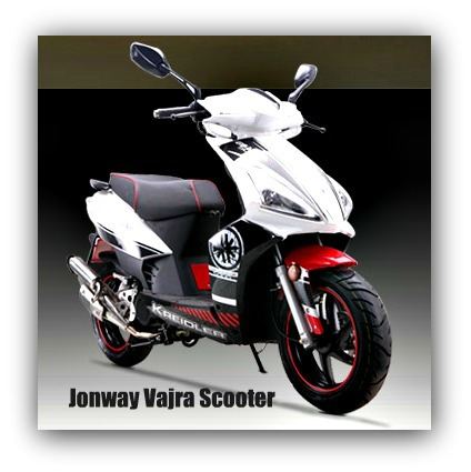 Jonway Vajra Scooter