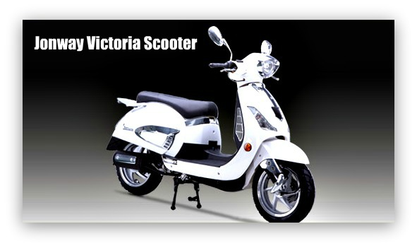 Jonway Victoria Scooter