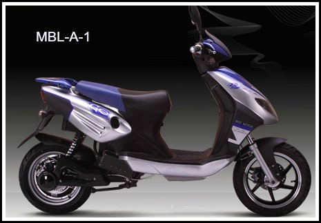Jonway Electric Bike Export SeriesMBL-A-1