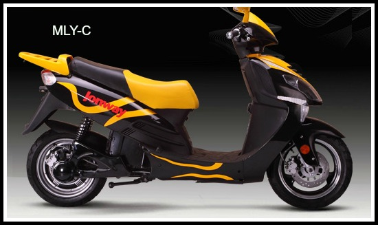 Jonway Electric Bike Export SeriesMLY-C (2)