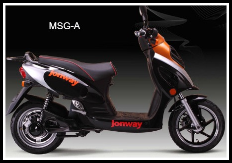 Jonway Electric Bike Export SeriesMSG-A (2)