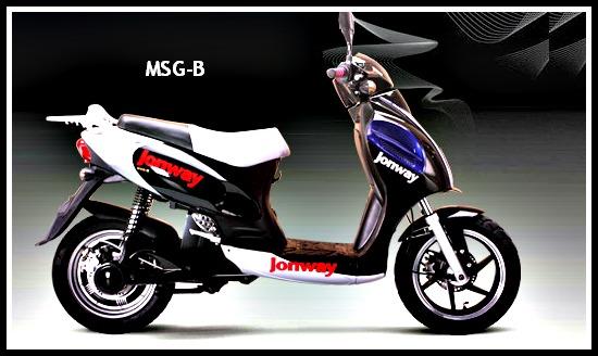 Jonway Electric Bike Export SeriesMSG-B