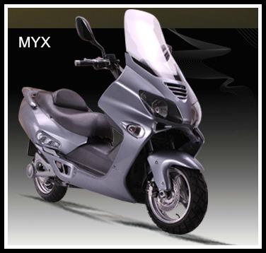 Jonway Electric Bike Export SeriesMYX