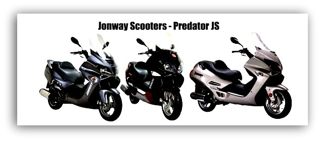 Predator JS(125cc 150cc 151cc 250cc)