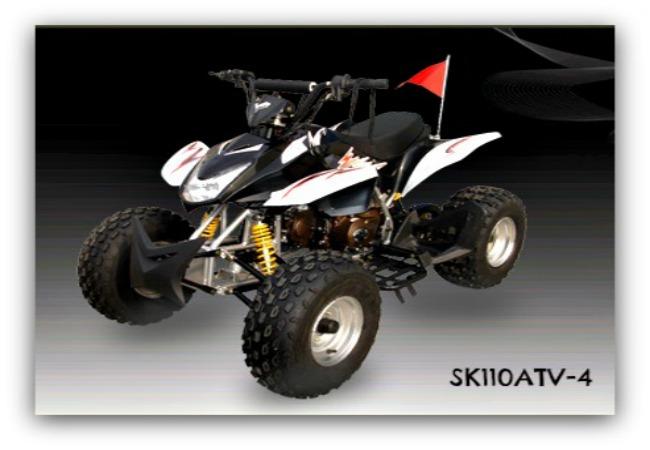 Jonway ATV SK110ATV-4