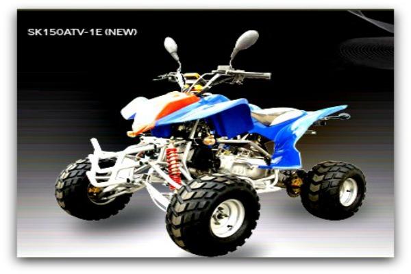 Jonway ATV SK150ATV-1E (NEW)