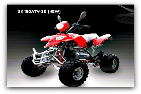 Jonway ATV SK150ATV-3E (NEW)