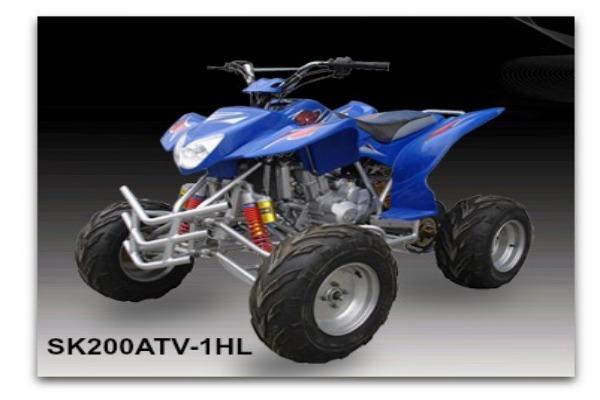 Jonway ATV SK200ATV-1HL