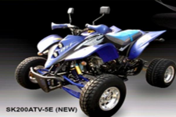Jonway ATV SK200ATV-5E (NEW)