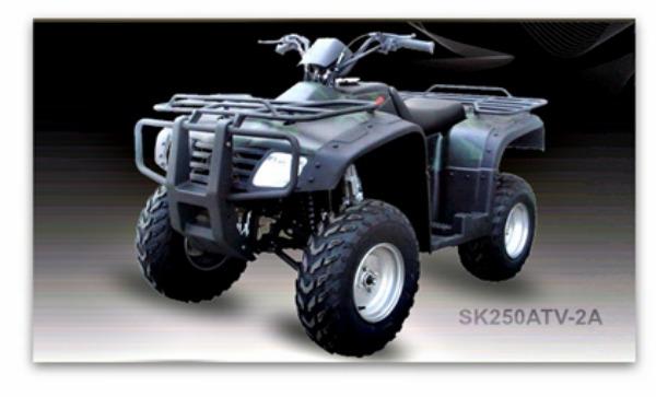 Jonway ATV SK250ATV-2A