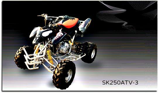 Jonway ATV SK250ATV-3