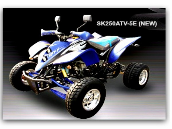 Jonway ATV SK250ATV-5E (NEW)