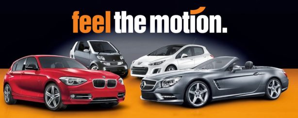 Auto rental and leasing with Sixt