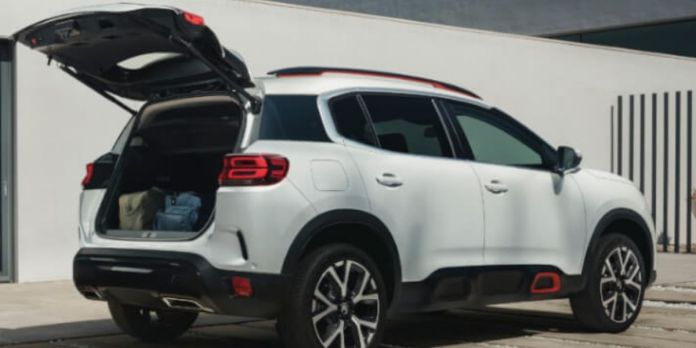 Citroen C5 Aircross Gets A Plastic Tailgate Too