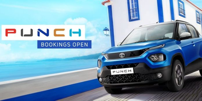Tata Punch Bookings Open