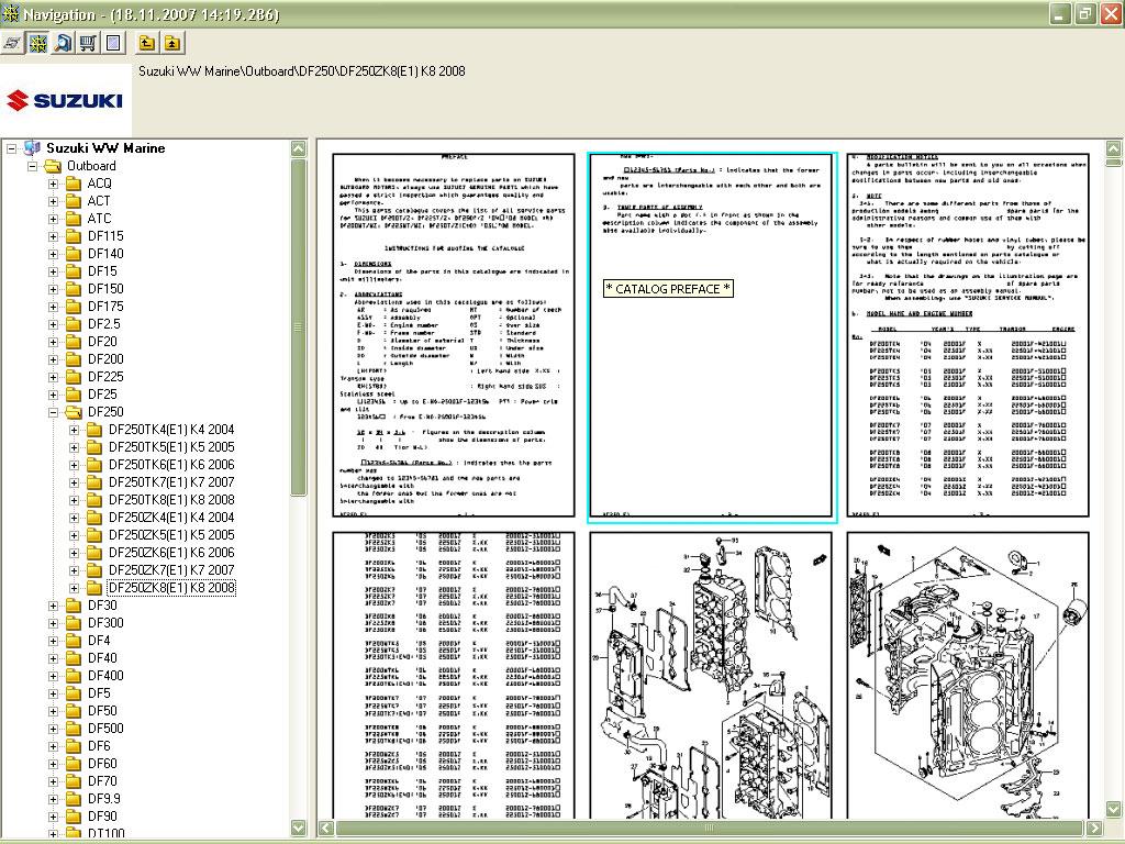Niedlich Suzuki Outboard Wiring Schematics Fotos - Der Schaltplan ...