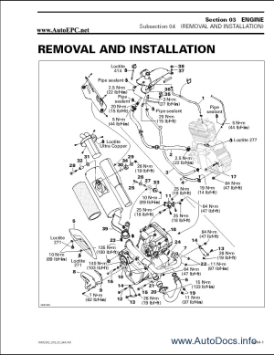 Bombardier ATV 2002 parts catalog repair manual Order & Download