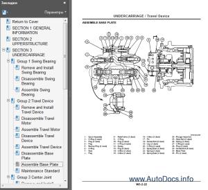 Hitachi EX150LC5160LC5 Workshop Service Manual