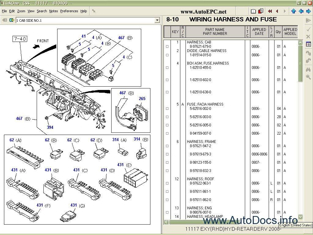 isuzu tf exhaust parts diagram house wiring diagram symbols u2022 rh maxturner co Isuzu Engine Parts Breakdown 1996 Isuzu Trooper Engine Diagram
