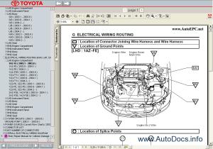 Toyota Avensis 20032008 Service Manual repair manual
