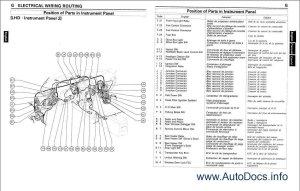 Lexus IS 250, IS 350 repair manual Order & Download