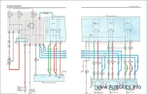 Toyota Camry 1996 Wiring Diagram repair manual Order & Download