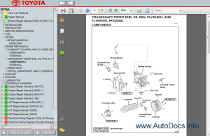 Toyota Dyna 20022011 Service Manual repair manual Order & Download