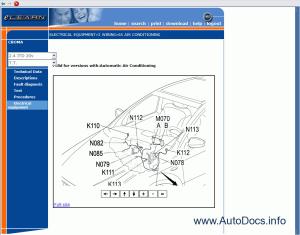Fiat Croma repair manual Order & Download