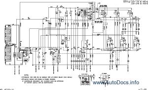 Genie Schematic & Diagram Manual repair manual Order