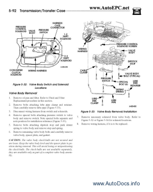 Hummer H1 19971998 electronic spare parts catalogue