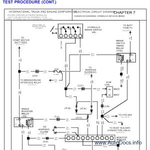International Truck ISIS  International Service Information Solution 2010 repair manual Order