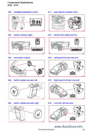 Volvo Cars Wiring Diagrams 20042011 repair manual Order